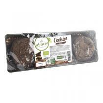 Bisson - Cookies tout chocolat 200g sans étui carton