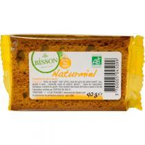 Bisson - Gewürzbrot Honig Natur 2 Scheiben
