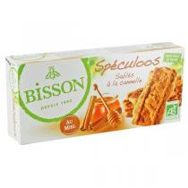 Bisson - Speculoos cannelle miel 175g