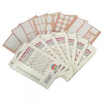 Eco Buro - Adhesive Labels - 20 x 50mm