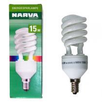 Elecolight - Energiesparlampe NARVATRONIC 15W E27 Grün
