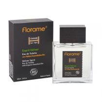 Florame - Vetiver Spirit - Eau de Toilette for Men 100ml