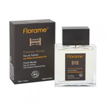 Florame - Fresh Woods Eau de Toilette for Men 100ml