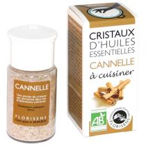 Aromandise - Kristalle von ätherischen Ölen Bio Zimt 20g