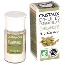 Aromandise - Cristaux d'Huiles Ess. Bio Cardamome 20g