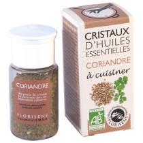 Florisens - Organic Coriander Essential Oil Crystals 20g