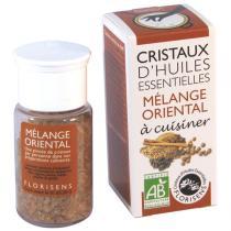 Florisens - Essential oil crystals Orient blend 20g