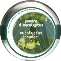 Florisens - Eucalyptus Powder - Resin Incense 40g