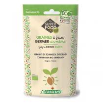Germ'line - Graines à germer tournesol Bio 100g