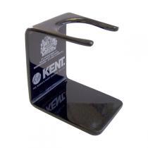 Kent - großer Rasierpinselhalter, schwarz