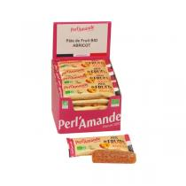 Perlamande - Apricot Fruit Bar 25g