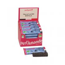 Perlamande - Fruit Pulp Organic Blueberry 25g