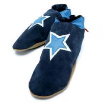 Triggerfish - Celebrity Navy Slippers