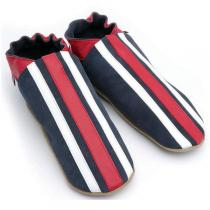 Triggerfish - Racer Navy Slippers