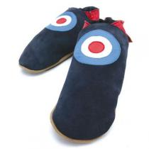 Triggerfish - MOD Navy Slippers