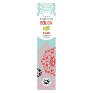 Florisens - Benzoin Indian Incense, 20 sticks
