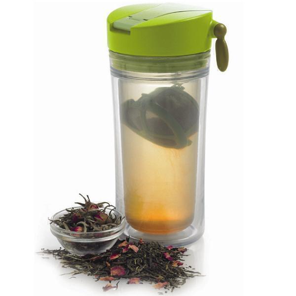 mug infuseur th 35 cl vert aladdin acheter sur. Black Bedroom Furniture Sets. Home Design Ideas