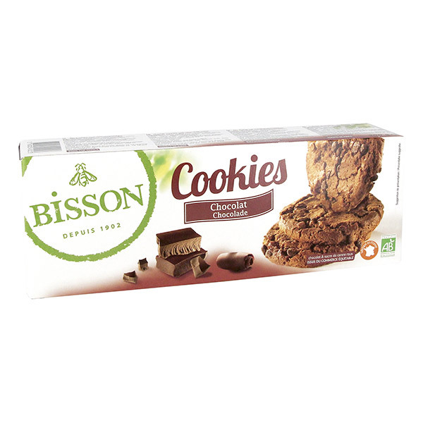 Bisson - Cookies Schokolade 200g