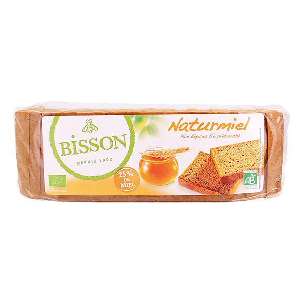 Bisson - Pain d'épices Naturmiel 300g