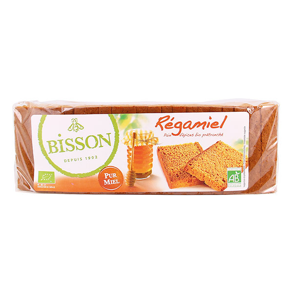 Bisson - Pain d'épices Regamiel 300g