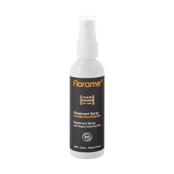 d odorant homme spray 100ml florame acheter sur. Black Bedroom Furniture Sets. Home Design Ideas