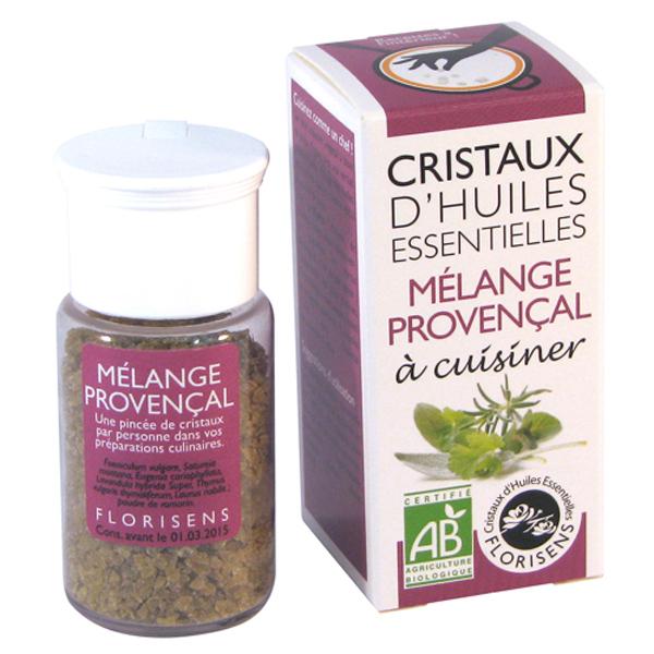 Aromandise - Cristaux d'Huiles Ess. Bio Potager Provençal 20g