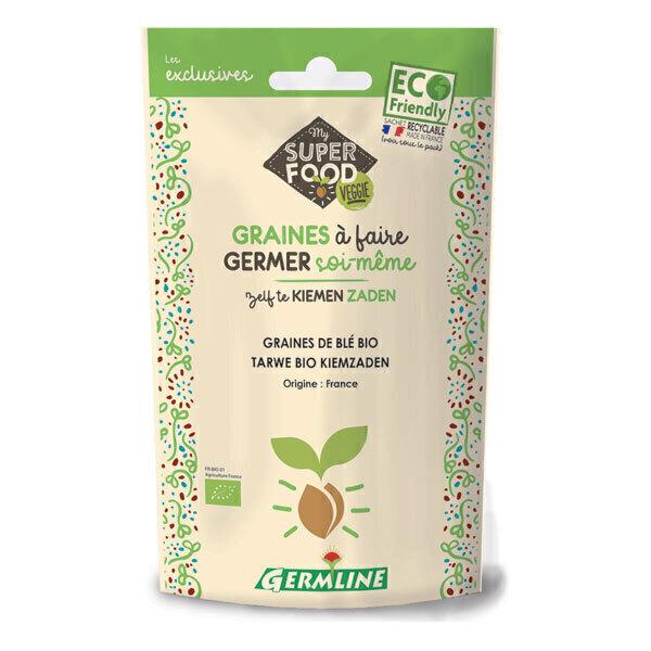 Germ'line - Graines à germer blé Bio 200g