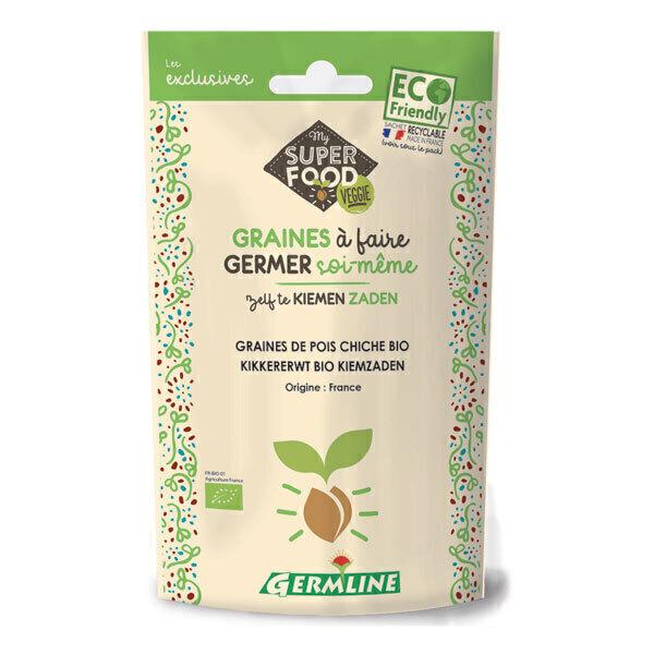 Germ'line - Graines à germer pois chiche Bio 200g