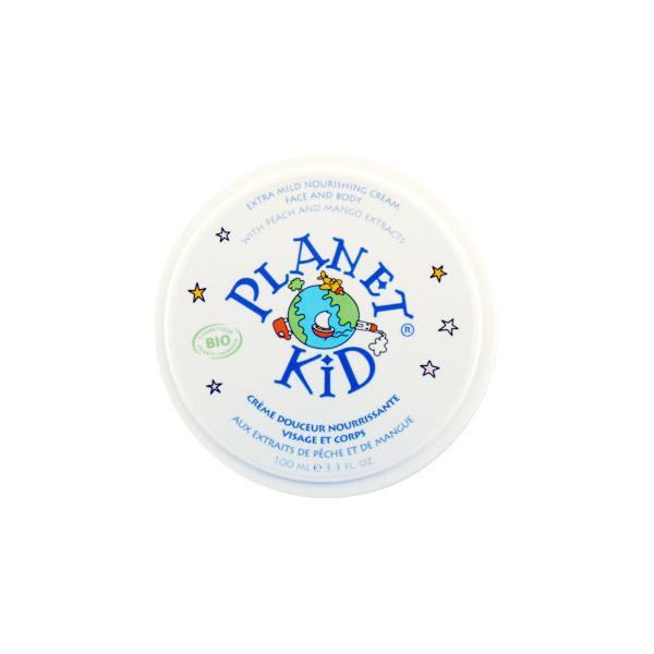 Planet Kid - Pflegecreme für Kinderhaut 100ml
