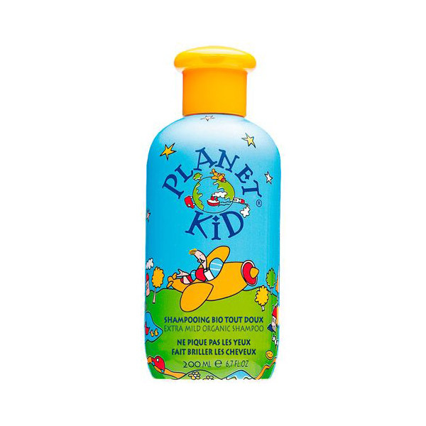 Planet Kid - Shampoing Enfant abricot 200ml