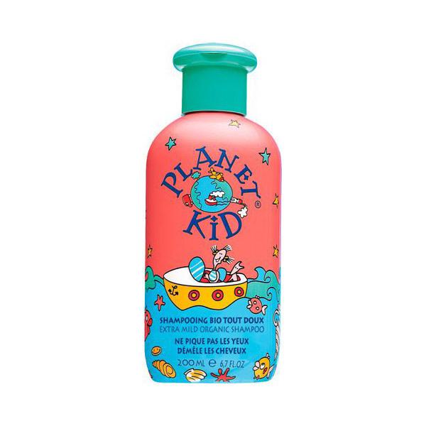 Planet Kid - Shampoo Lampone per Bambini 200ml