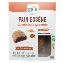 Gaïa - Pain de céréales germées blé amandes 500g