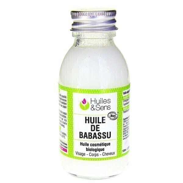 Huiles & Sens - Huile de Babassu Bio