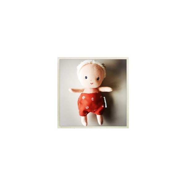 Lilliputiens - Mila Mon premier bebe