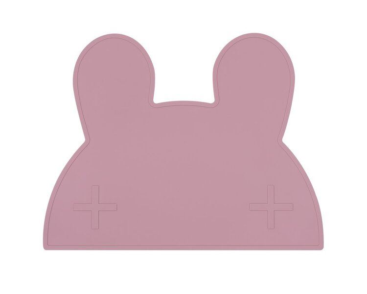We Might be Tiny - Set de table en silicone lapin