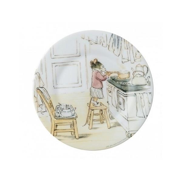 Petit Jour - Assiette a dessert Ernest et Celestine
