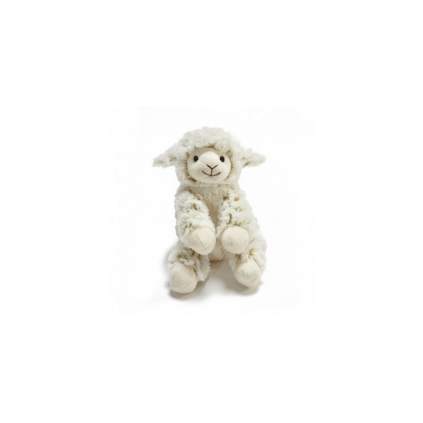 Anima peluches - agneau doo assis 16 cm