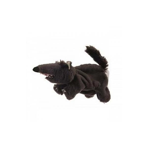Egmont Toys - Marionnette loup noir