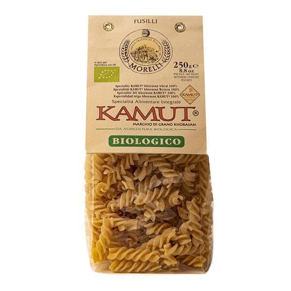 Saveurs de Tosca - Pâtes BIO de kamut Fusilli Morelli - 250 gr Pâtes artisanales to