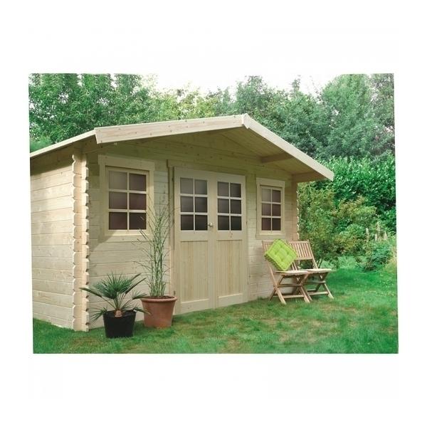Solid - Abri de jardin DOLE 3880X2980