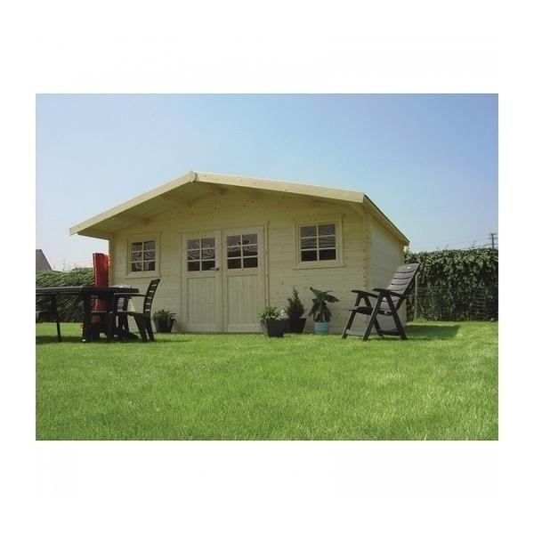 Solid - Abri de jardin ZURICH 5080X3880