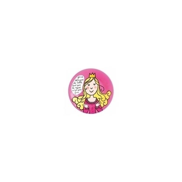 Petit Jour - Assiette Princesse Sors pas de table
