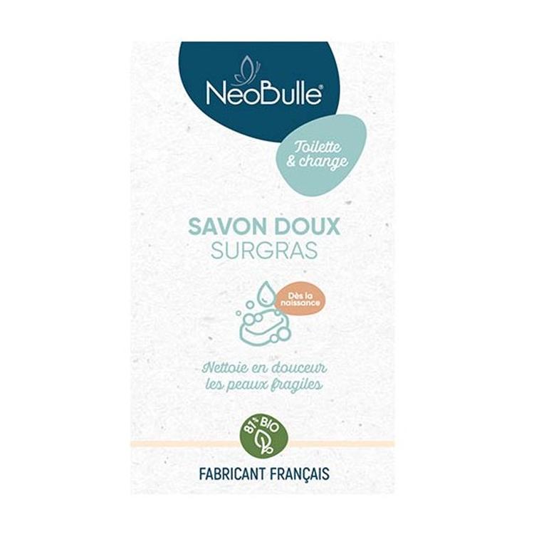 Néobulle - Savon doux surgras