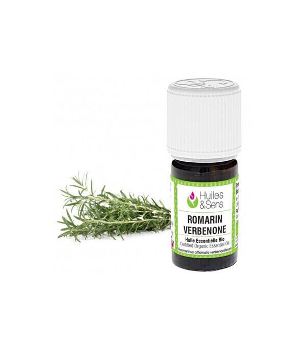 Huiles & Sens - huile essentielle romarin ABV (bio)