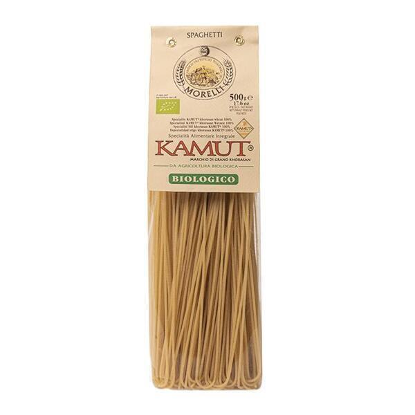 Saveurs de Tosca - Pâtes BIO de kamut Spaghetti Morelli - 500 gr Pâtes artisanales