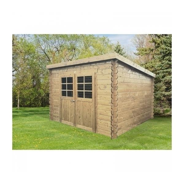 Solid - Abri de jardin BREST 2980X2980