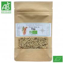 Goût et Nature - 100 gr Poivre de Penja Bio, poivre blanc IGP de Penja