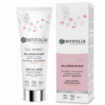 Centifolia - Gel Crème de Nuit bio Eclat de Rose - Tube 70ml