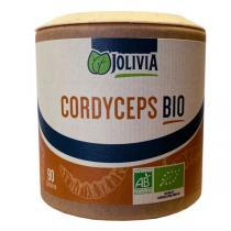 Jolivia - Cordyceps Bio - 90 gélules végétales de 230 mg