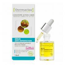 Dermaclay - Sérum anti-imperfections bio - Peaux à problèmes 14ml